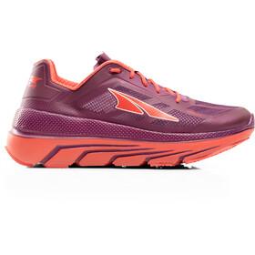 Altra Duo - Chaussures running Femme - orange/violet
